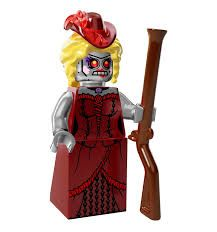 Calamity Drone from Lego Movie Minifigure Series