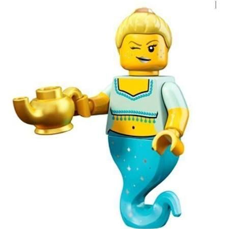 Genie Girl Lego Minifigure from Series 12 Collectible Minifigures