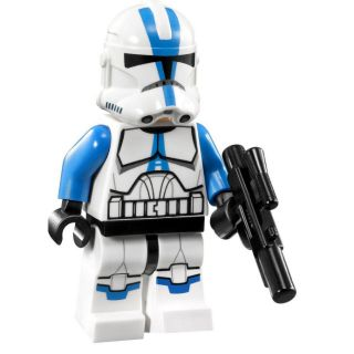Lego 501st Legion Clone Trooper  Star Wars Minifigure